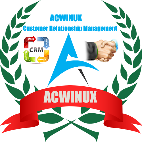 Acwinux Customer Relationship Management System