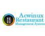 Acwinux Restaurant Management System
